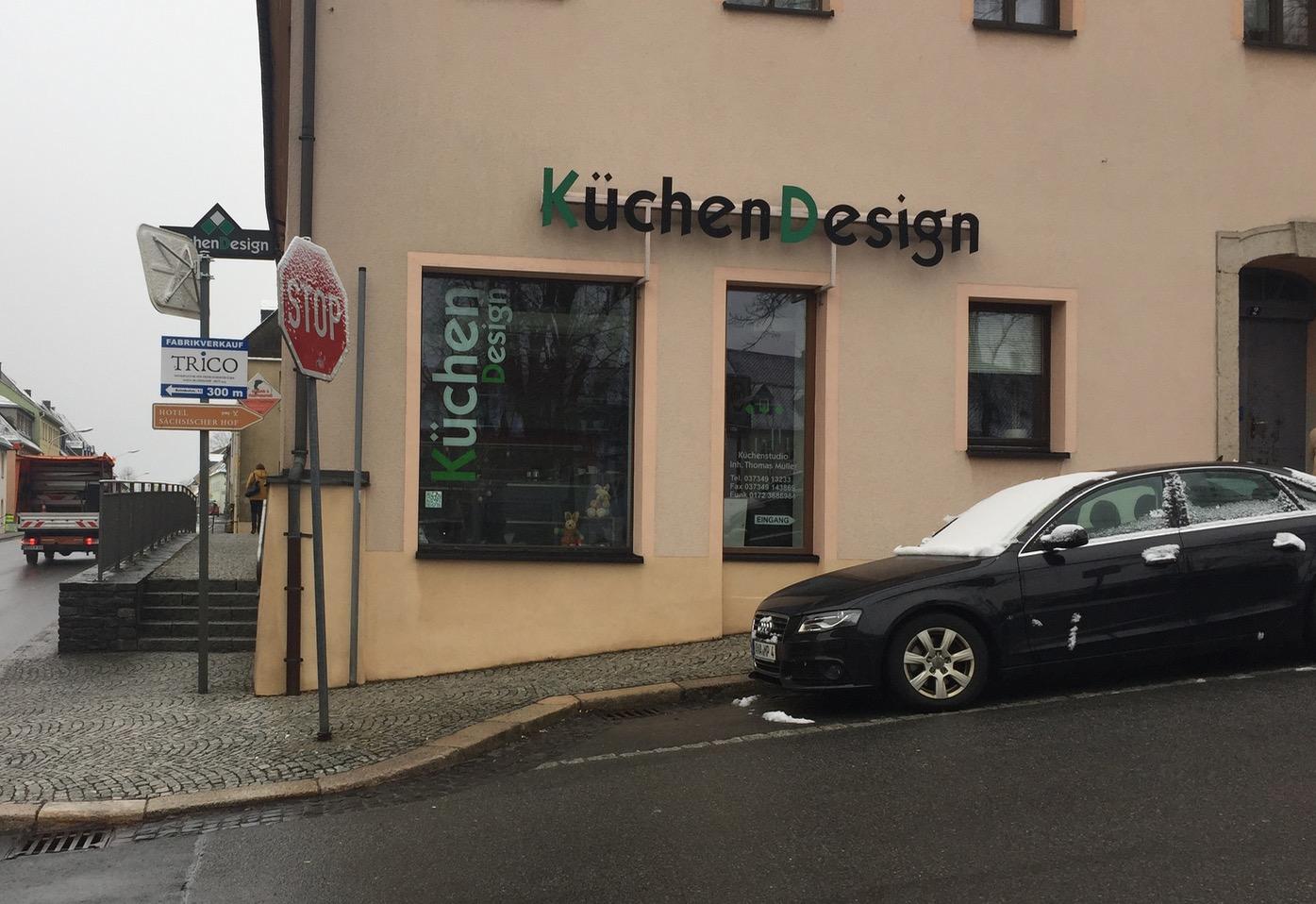 Küchenstudio Küchen Design Müller PLZ 09481 Schebenberg / Erzgebirge