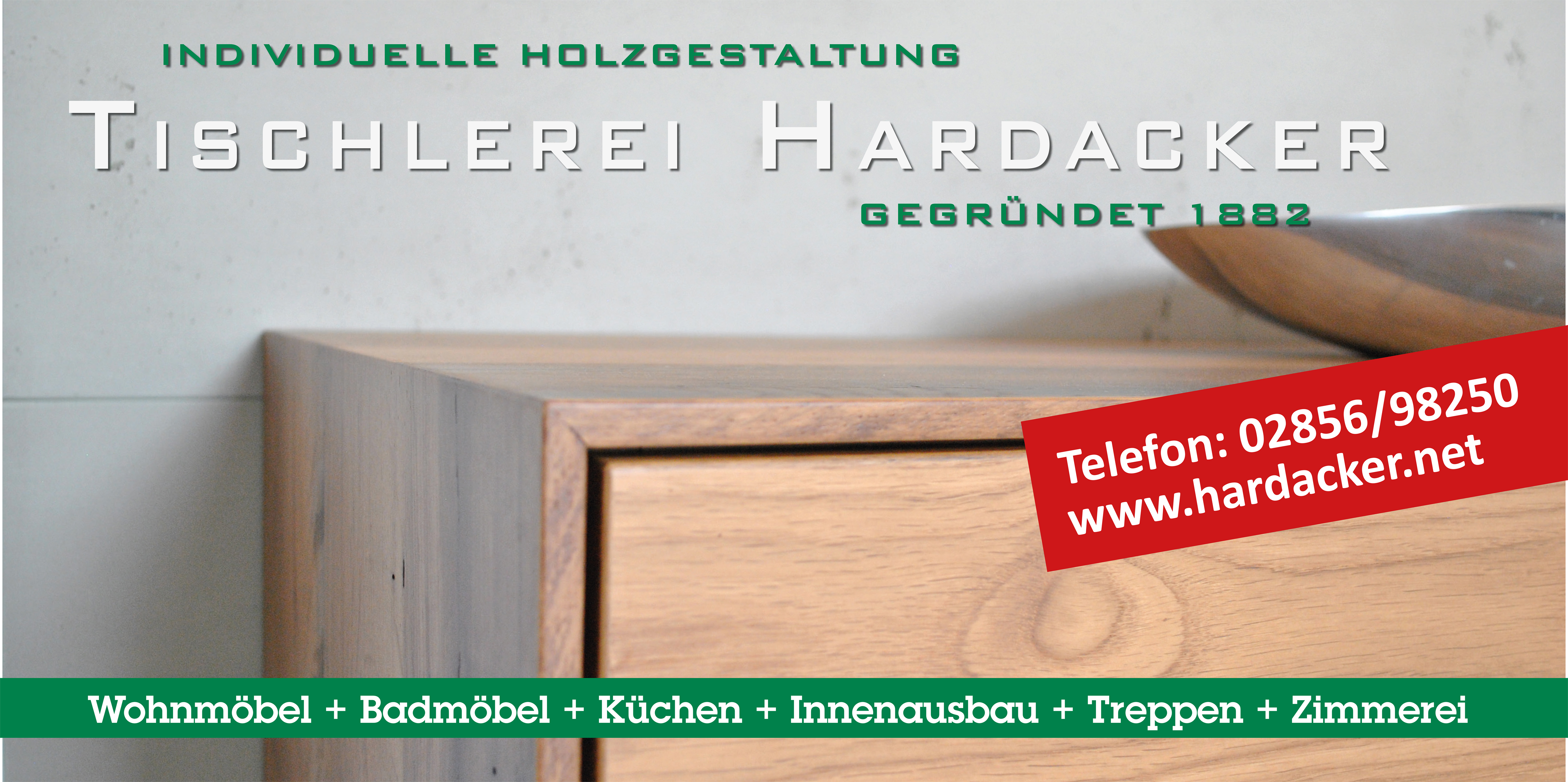 Tischlerei Hardacker In Hamminkeln Brunen